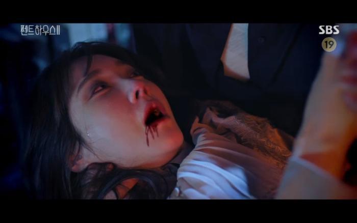 'Penthouse 2' tập 11: Ác nữ kết hợp trả thù, Shim Soo Ryeon công khai danh tính trở về Ảnh 23