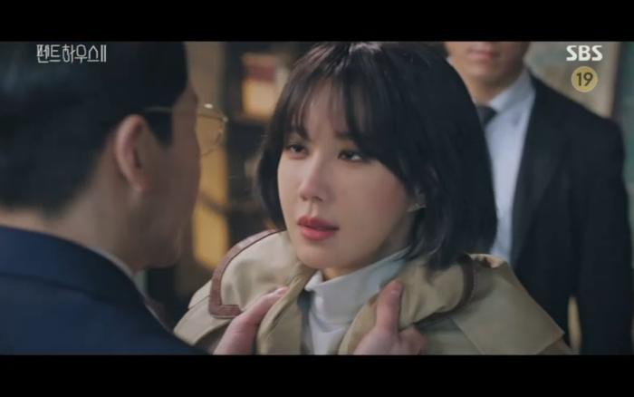 'Penthouse 2' tập 11: Ác nữ kết hợp trả thù, Shim Soo Ryeon công khai danh tính trở về Ảnh 31