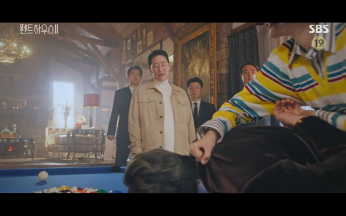 'Penthouse 2' tập 11: Ác nữ kết hợp trả thù, Shim Soo Ryeon công khai danh tính trở về Ảnh 2