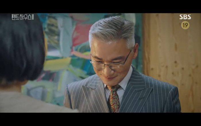 'Penthouse 2' tập 11: Ác nữ kết hợp trả thù, Shim Soo Ryeon công khai danh tính trở về Ảnh 28