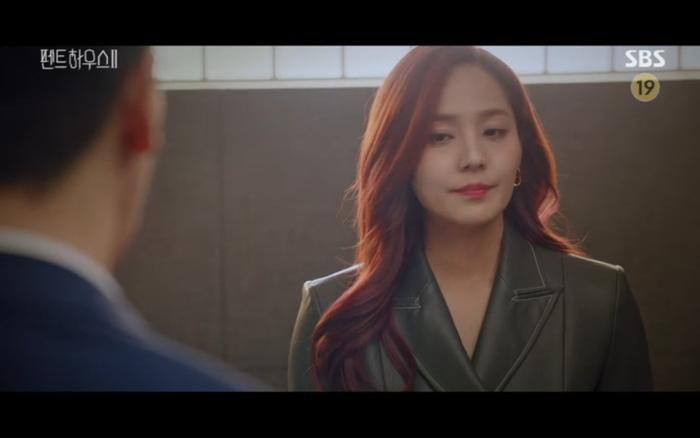 'Penthouse 2' tập 11: Ác nữ kết hợp trả thù, Shim Soo Ryeon công khai danh tính trở về Ảnh 47
