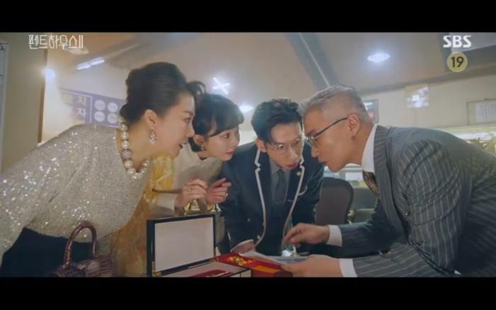 'Penthouse 2' tập 11: Ác nữ kết hợp trả thù, Shim Soo Ryeon công khai danh tính trở về Ảnh 26