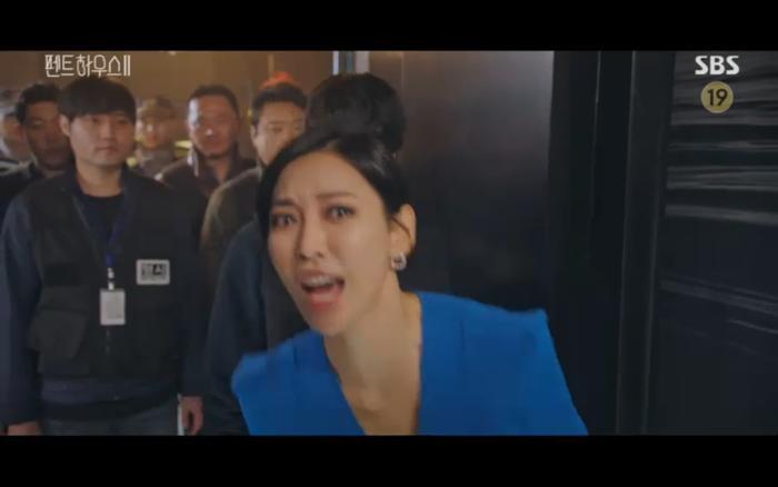 'Penthouse 2' tập 11: Ác nữ kết hợp trả thù, Shim Soo Ryeon công khai danh tính trở về Ảnh 41