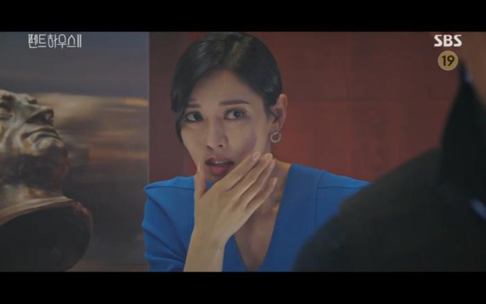 'Penthouse 2' tập 11: Ác nữ kết hợp trả thù, Shim Soo Ryeon công khai danh tính trở về Ảnh 46