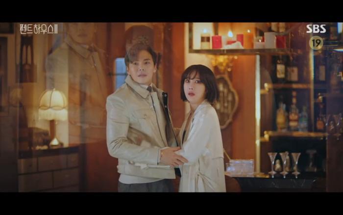 'Penthouse 2' tập 11: Ác nữ kết hợp trả thù, Shim Soo Ryeon công khai danh tính trở về Ảnh 10