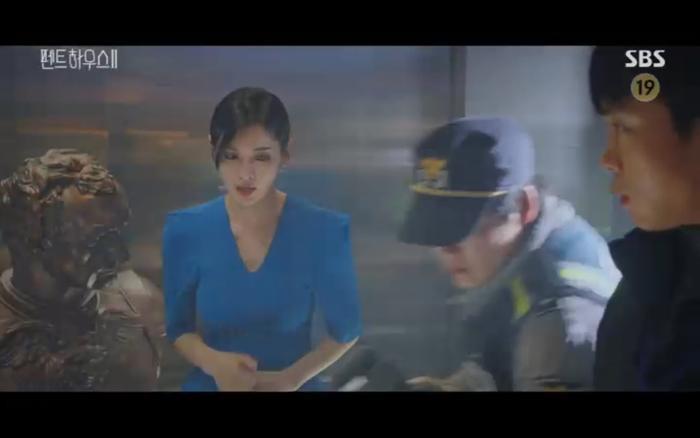 'Penthouse 2' tập 11: Ác nữ kết hợp trả thù, Shim Soo Ryeon công khai danh tính trở về Ảnh 45