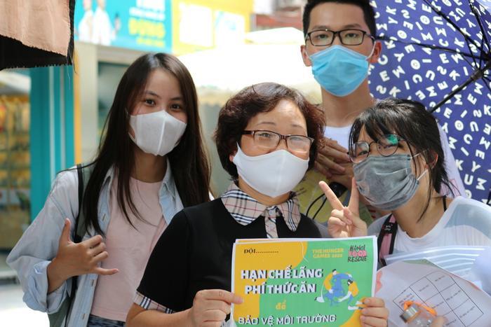 Chiến dịch 'giải cứu thức ăn' của học sinh Hà Nội: Khi điều kì diệu đến từ genZ Ảnh 2