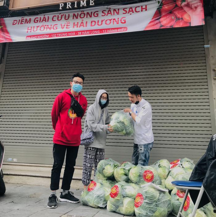 Chiến dịch 'giải cứu thức ăn' của học sinh Hà Nội: Khi điều kì diệu đến từ genZ Ảnh 6