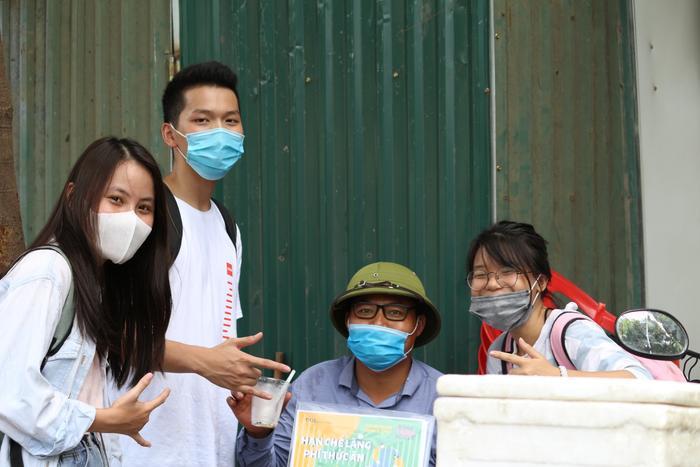 Chiến dịch 'giải cứu thức ăn' của học sinh Hà Nội: Khi điều kì diệu đến từ genZ Ảnh 8
