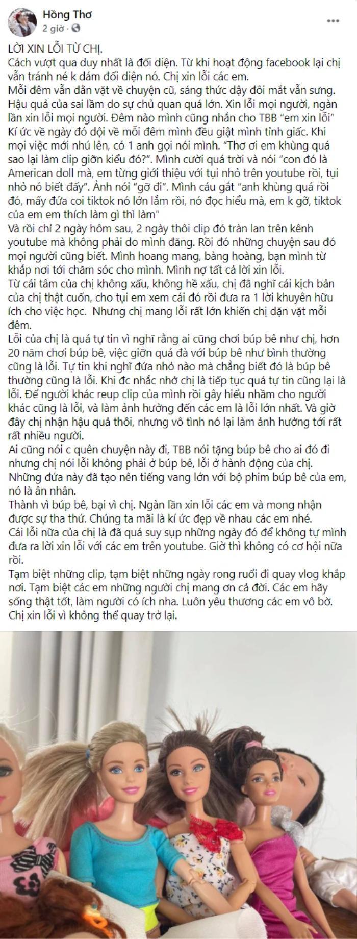 Thơ Nguyễn lộ diện sau ồn ào gây tranh cãi, bất ngờ thông báo 'đã có con' Ảnh 3