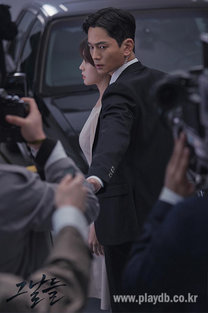 Tập cuối 'Penthouse 2': Chồng thật của Shim Soo Ryun xuất hiện? Ảnh 7