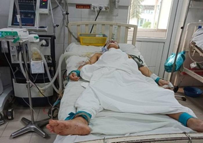 Vụ án mạng 3 người thương vong ở Quảng Nam: Vợ cũ kể lại giây phút bị chồng dùng dao chém vào đầu Ảnh 2