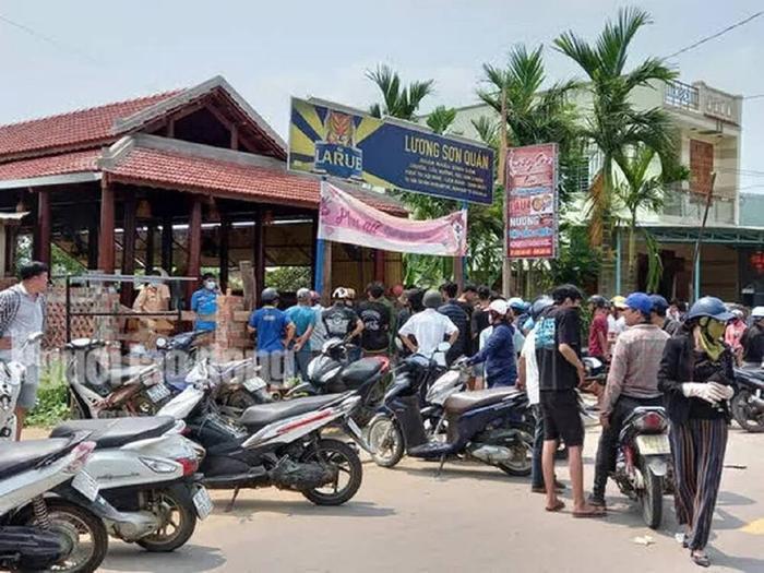 Vụ án mạng 3 người thương vong ở Quảng Nam: Vợ cũ kể lại giây phút bị chồng dùng dao chém vào đầu Ảnh 1