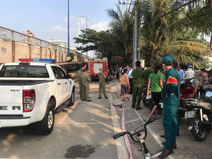 Cháy nhà lúc nửa đêm ở TP.HCM, 6 người trong một nhà tử vong Ảnh 3