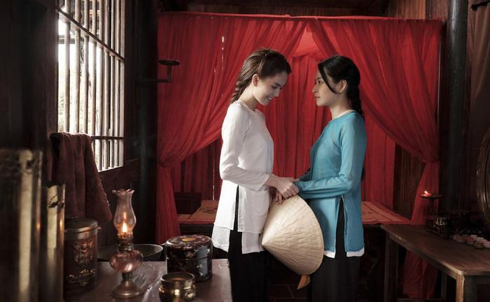 Ngọc Trinh sẽ góp giọng cùng B Ray - Han Sara trong ca khúc mới? Ảnh 4