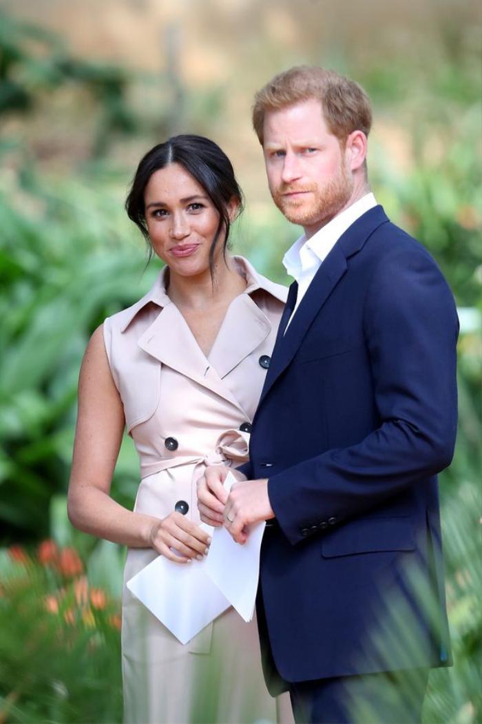 Liệu Hoàng tử Harry có đang sống hạnh phúc với Meghan? Ảnh 2