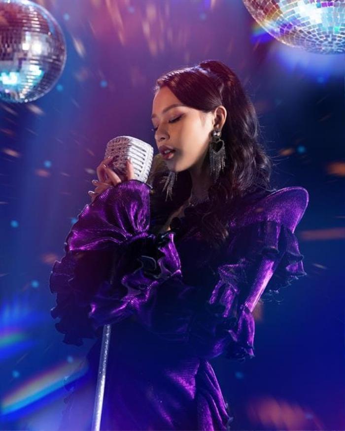 Tóc Tiên truyền kinh nghiệm làm ca sĩ mà nghe như đang 'đá đểu' Chi Pu - Phí Phương Anh? Ảnh 4