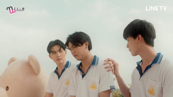 Second Chance - Phim đam mỹ thanh xuân vườn trường mặn mà kiểu Thái