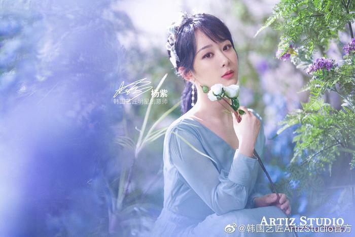 10 gương mặt đẹp nhất Cbiz (P1): Tiên nữ Lưu Diệc Phi, búp bê AngelaBaby kém thanh tao bằng Cao Viên Viên Ảnh 5