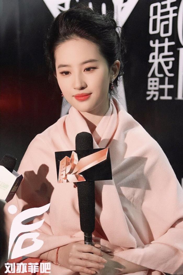 10 gương mặt đẹp nhất Cbiz (P1): Tiên nữ Lưu Diệc Phi, búp bê AngelaBaby kém thanh tao bằng Cao Viên Viên Ảnh 2