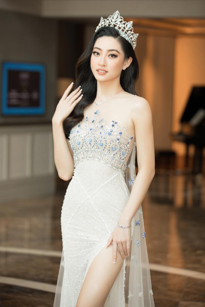Miss World Vietnam mời Tiểu Vy - Lương Thùy Linh làm giám khảo chính: Tuổi 21 có đủ sức cầm cân nảy mực? Ảnh 6