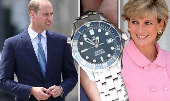 Vì sao Hoàng tử William luôn đeo chiếc đồng hồ Omega 96 triệu đồng? Ảnh 1