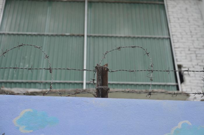Bức tường phía sau nhà máy Rạng Đông 'lột xác' lung linh sau vụ cháy kinh hoàng Ảnh 16