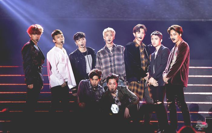 Im ắng hoạt động, EXO vẫn thống trị top nam nghệ sĩ nước ngoài có ảnh hưởng nhất tại Trung tháng 3/2021 Ảnh 1