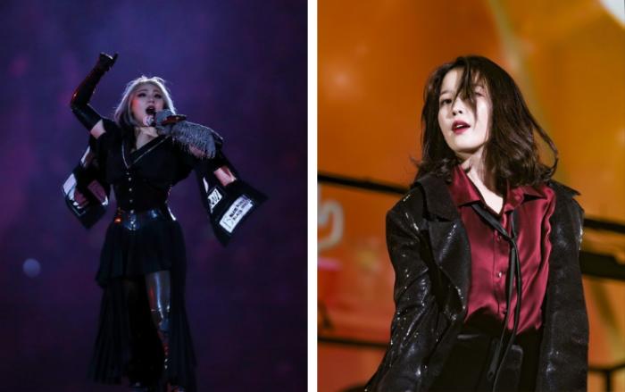 Fan tiếc hùi hụi vì xém chút nữa là được thấy màn kết hợp 'kinh điển' của IU và CL (2NE1) Ảnh 1