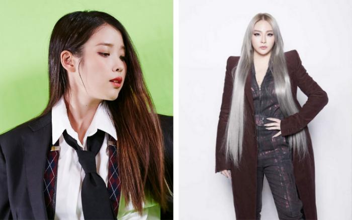 Fan tiếc hùi hụi vì xém chút nữa là được thấy màn kết hợp 'kinh điển' của IU và CL (2NE1) Ảnh 5