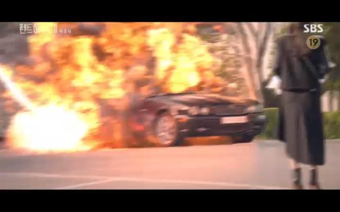 'Penthouse 2' tập cuối: Logan Lee bị nổ chết, sự trả thù của phần 3 bắt đầu Ảnh 45