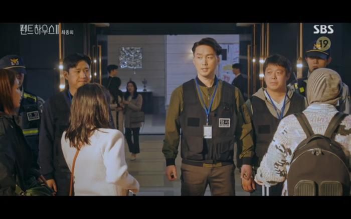 'Penthouse 2' tập cuối: Logan Lee bị nổ chết, sự trả thù của phần 3 bắt đầu Ảnh 6
