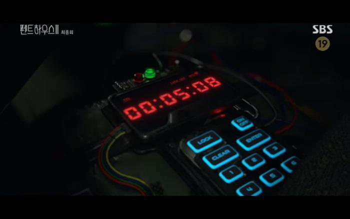 'Penthouse 2' tập cuối: Logan Lee bị nổ chết, sự trả thù của phần 3 bắt đầu Ảnh 43