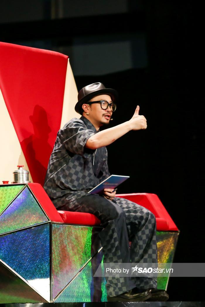 Gil Lê đảm nhận vai trò MC, Hà Lê cùng Lưu Thiên Hương loại thí sinh vòng Đột phá GHVN New Generation Ảnh 9
