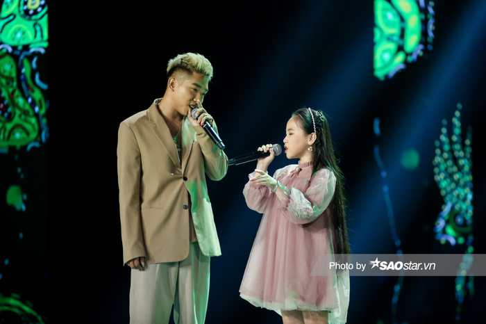 Mang về chiến thắng cho học trò Vũ Cát Tường, Ngắn tự hào: 'Với tôi, Khánh Linh có tố chất ngôi sao' Ảnh 1