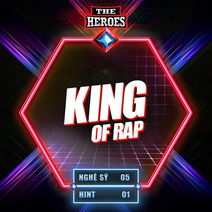 Chiến binh King of Rap tham đấu The Heroes: ICD - HIEUTHUHAI – TUIMI hay LONA? Ảnh 1