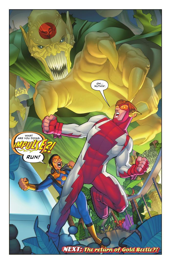 Bạn có biết: Tốc nhân đầu tiên của vũ trụ DC không phải The Flash, mà là người tiền sử? Ảnh 6