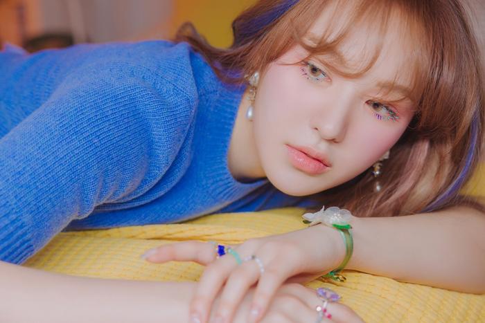WENDY (Red Velvet) debut solo: 'Đây là thời điểm thể hiện đầy đủ màu sắc và con người mình' Ảnh 4