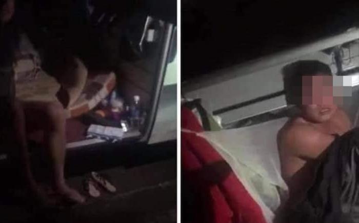 Chồng bắt quả tang vợ cùng tài xế 'trần như nhộng' dưới khoang đựng hành lý xe khách 45 chỗ Ảnh 1