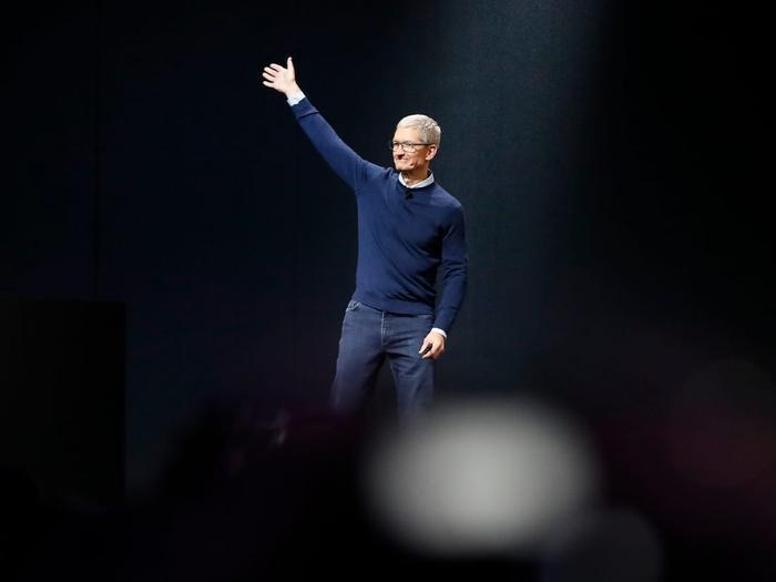 Tim Cook có thể không còn ở Apple trong 10 năm tới Ảnh 3