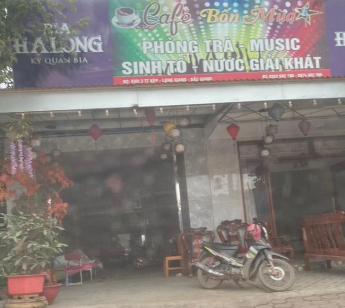Tú bà 2 tiền án điều hành tụ điểm mại dâm núp bóng quán cà phê ở Bắc Giang Ảnh 2