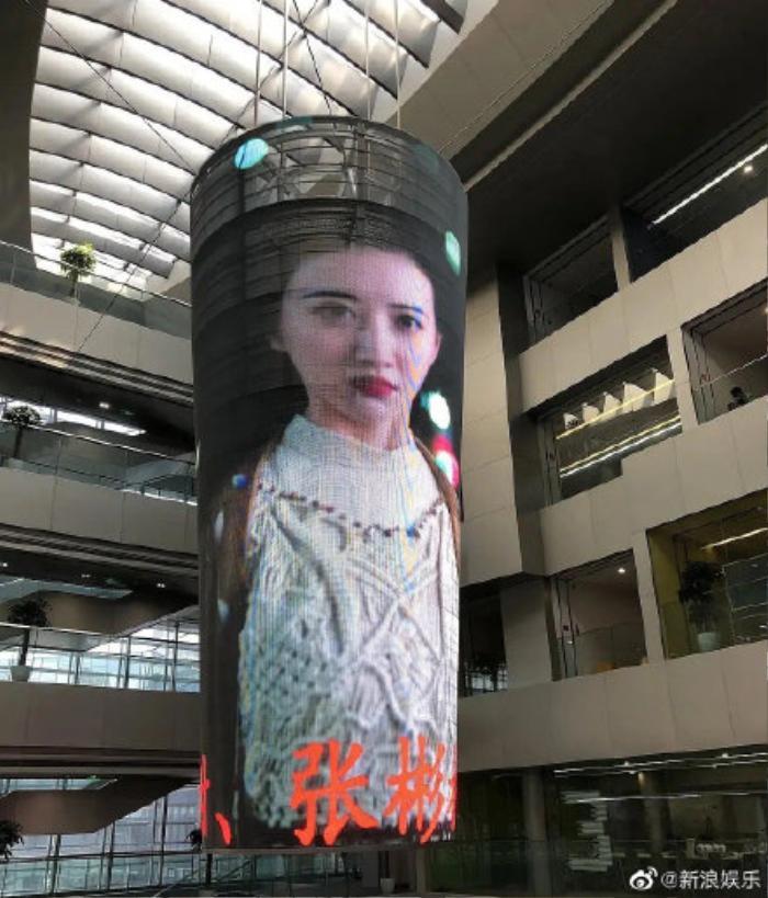 Phản ứng của 'Tần Phóng' Trương Bân Bân khi thấy poster 'xấu lạ' của bản thân Ảnh 5