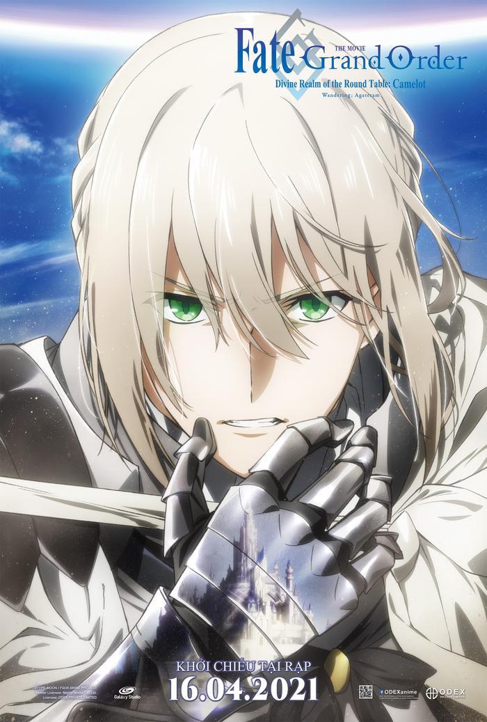 Phim 'Fate/Grand Order' chuẩn bị ra mắt: Anime được mong đợi nhất 2021