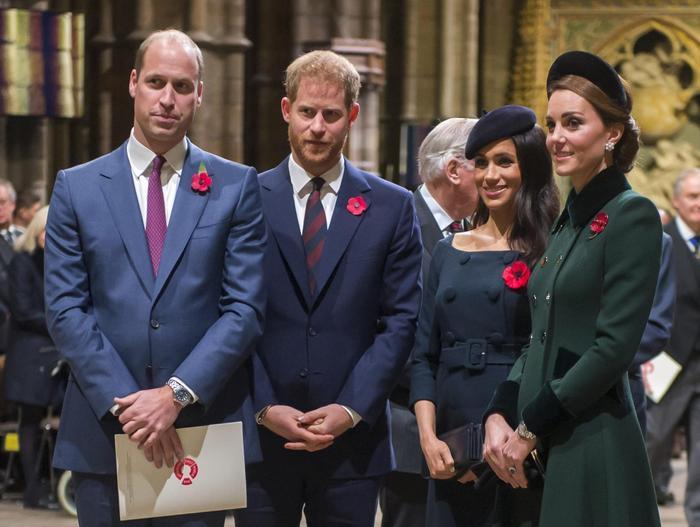Hoàng tử William cho rằng Harry coi trọng danh vọng hơn gia đình Ảnh 2