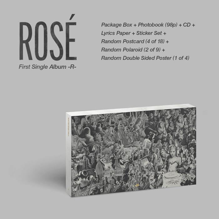 Rosé viết nên lịch sử, là nghệ sĩ solo nữ đầu tiên làm được điều này trên Gaon Ảnh 1