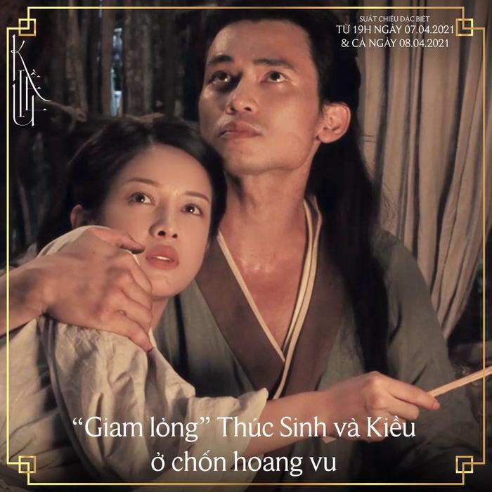 'Kiều': Nàng Kiều của Nguyễn Du bước lên màn ảnh hay chỉ là tác phẩm mượn danh phá banh nguyên tác? Ảnh 2