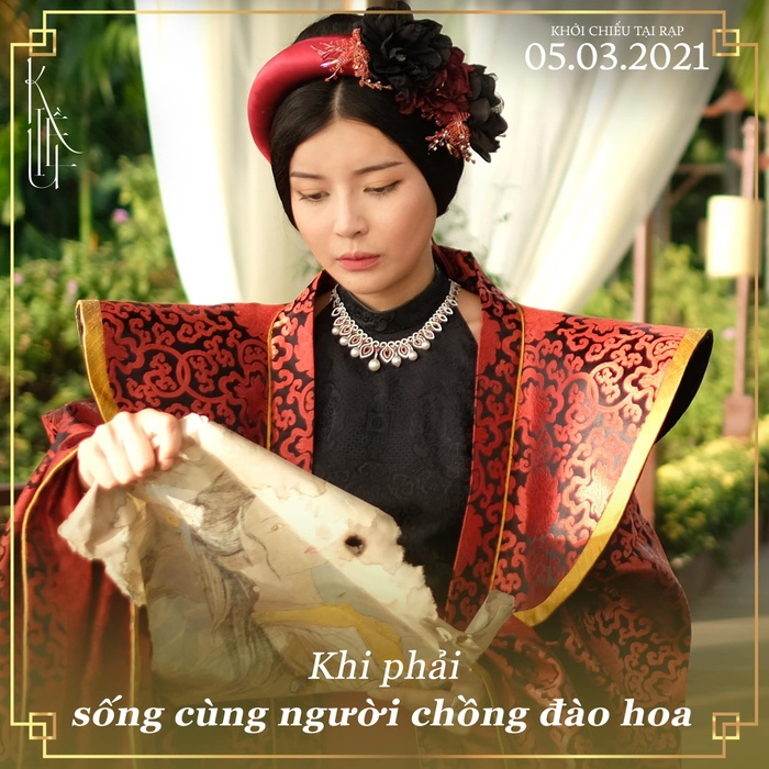 'Kiều': Nàng Kiều của Nguyễn Du bước lên màn ảnh hay chỉ là tác phẩm mượn danh phá banh nguyên tác? Ảnh 8