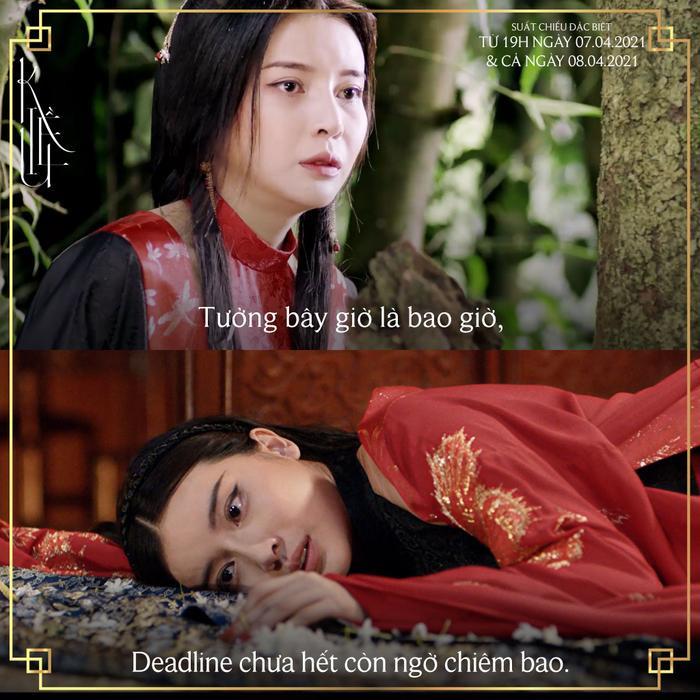 'Kiều': Nàng Kiều của Nguyễn Du bước lên màn ảnh hay chỉ là tác phẩm mượn danh phá banh nguyên tác? Ảnh 1