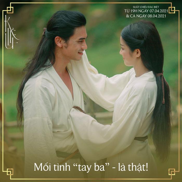 'Kiều': Nàng Kiều của Nguyễn Du bước lên màn ảnh hay chỉ là tác phẩm mượn danh phá banh nguyên tác? Ảnh 3