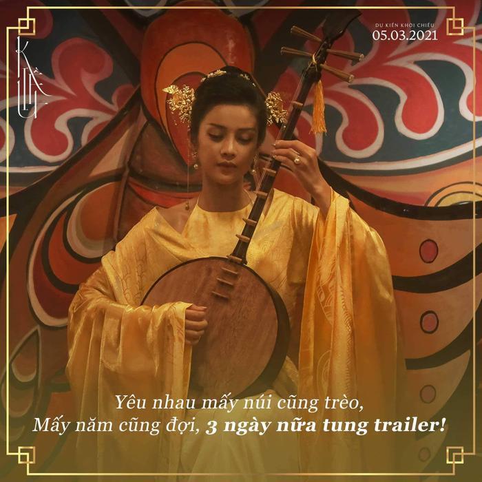 'Kiều': Nàng Kiều của Nguyễn Du bước lên màn ảnh hay chỉ là tác phẩm mượn danh phá banh nguyên tác? Ảnh 10